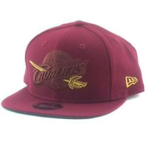 New-Era-Cleveland-Cavaliers-NBA-9Fifty-Hat-Snapback-Baseball-Cap