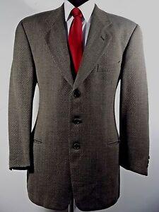 armani 3 piece suit