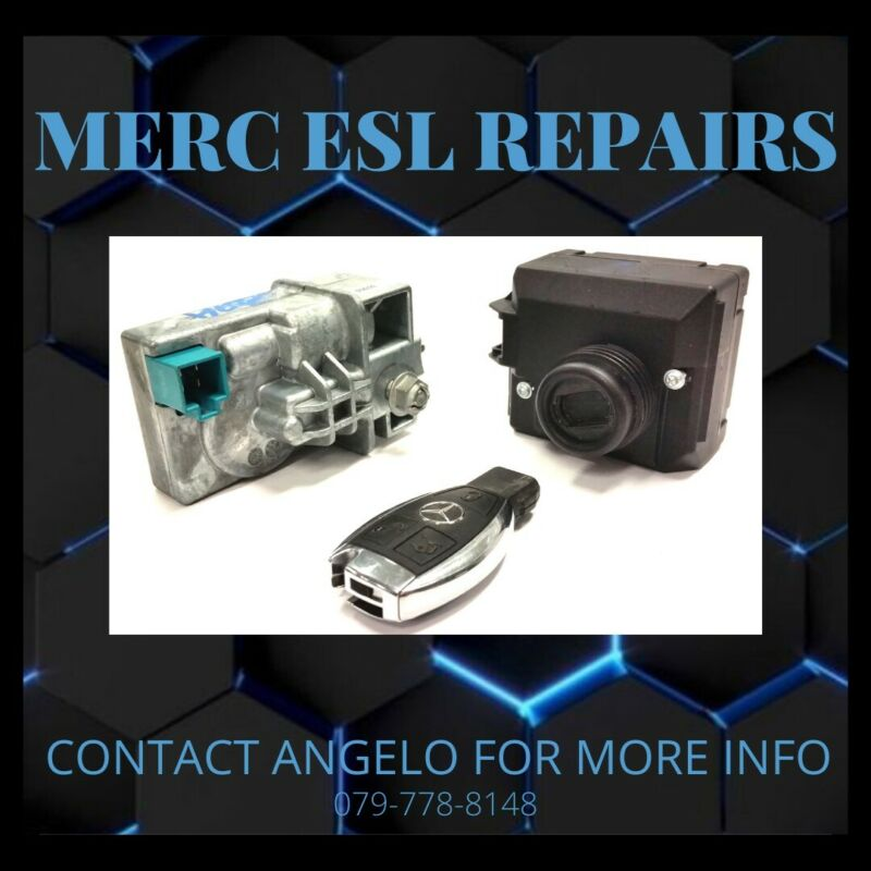 Mercedes ESL Repairs