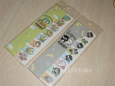 NEW Sanrio XO Badtz-Maru Index Note Pad Memo