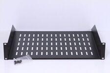 "2U Vented Steel Rack Shelf 14.5"" Depth For Blu-ray Middle Atlantic or Generic"
