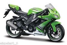 Kawasaki Ninja zx-10r (2010), maisto moto modelo 1:18