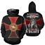 Knights-Templar-Armor-Hoodies-Jacket-Crusader-Cross-Medieval-Sweathsirt-Pullover thumbnail 14