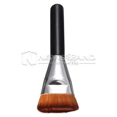 Profi Flach Kontur Bürste Makeup Gesicht Brush Concealer Kosmetik Schminkpinsel