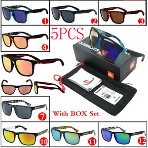 5-X-31-Styles-QuikSilver-Vintage-Retro-Outdoor-Sunglasses-Eyewear-With-Box-LOT