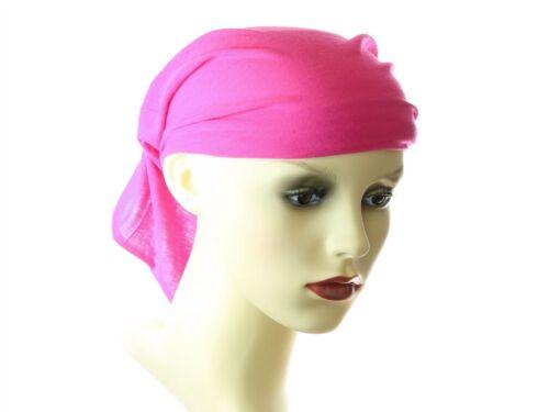 Hot Pink 8 in 1 Headband Hair Band Bandeau Hair Accessories UK
