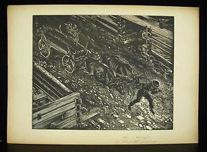 Wood-Original-Of-Edmund-Bartlomiejczyk-1885-1950-Poland-Artist-c1940