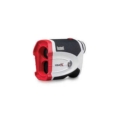 Bushnell Tour X Jolt - Laser Entfernungsmesser - mit Slope Option, Neuheit!