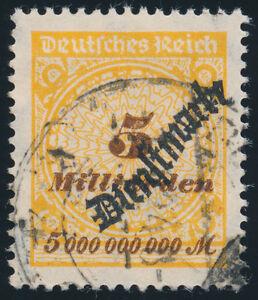 DR-1923-D-85-gestempelt-gepr-Weinbuch-Mi-110
