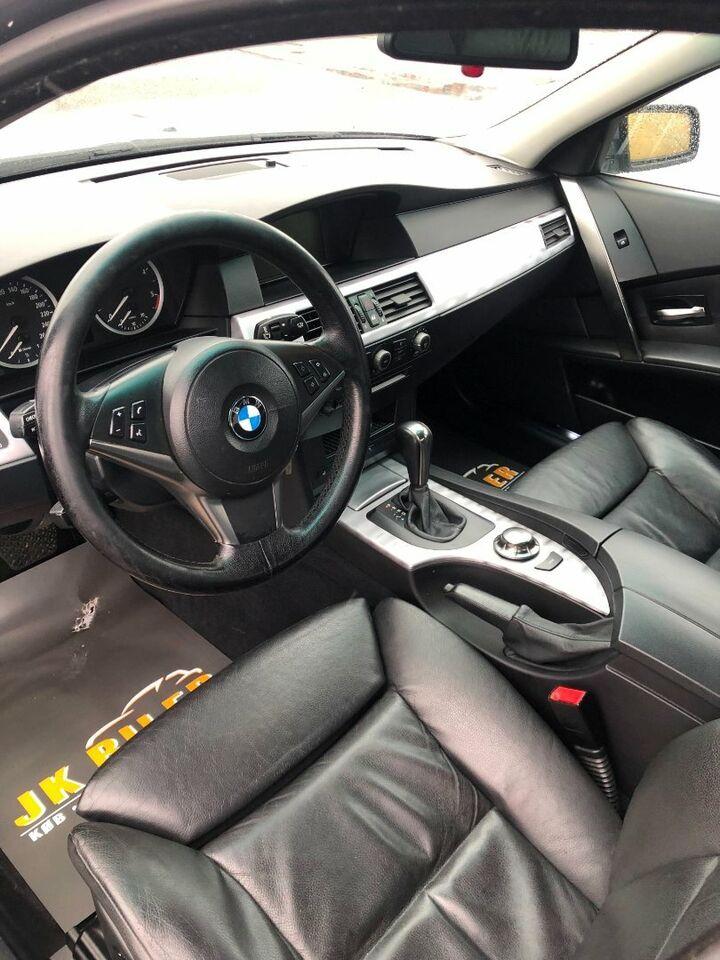 BMW 530d 3,0 Steptr. Diesel aut. modelår 2004 km 239000 ABS