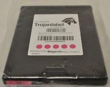 New Trojanlabel 250ml MAGENTA Ink Cartridge 30010001 Powered by Memjet