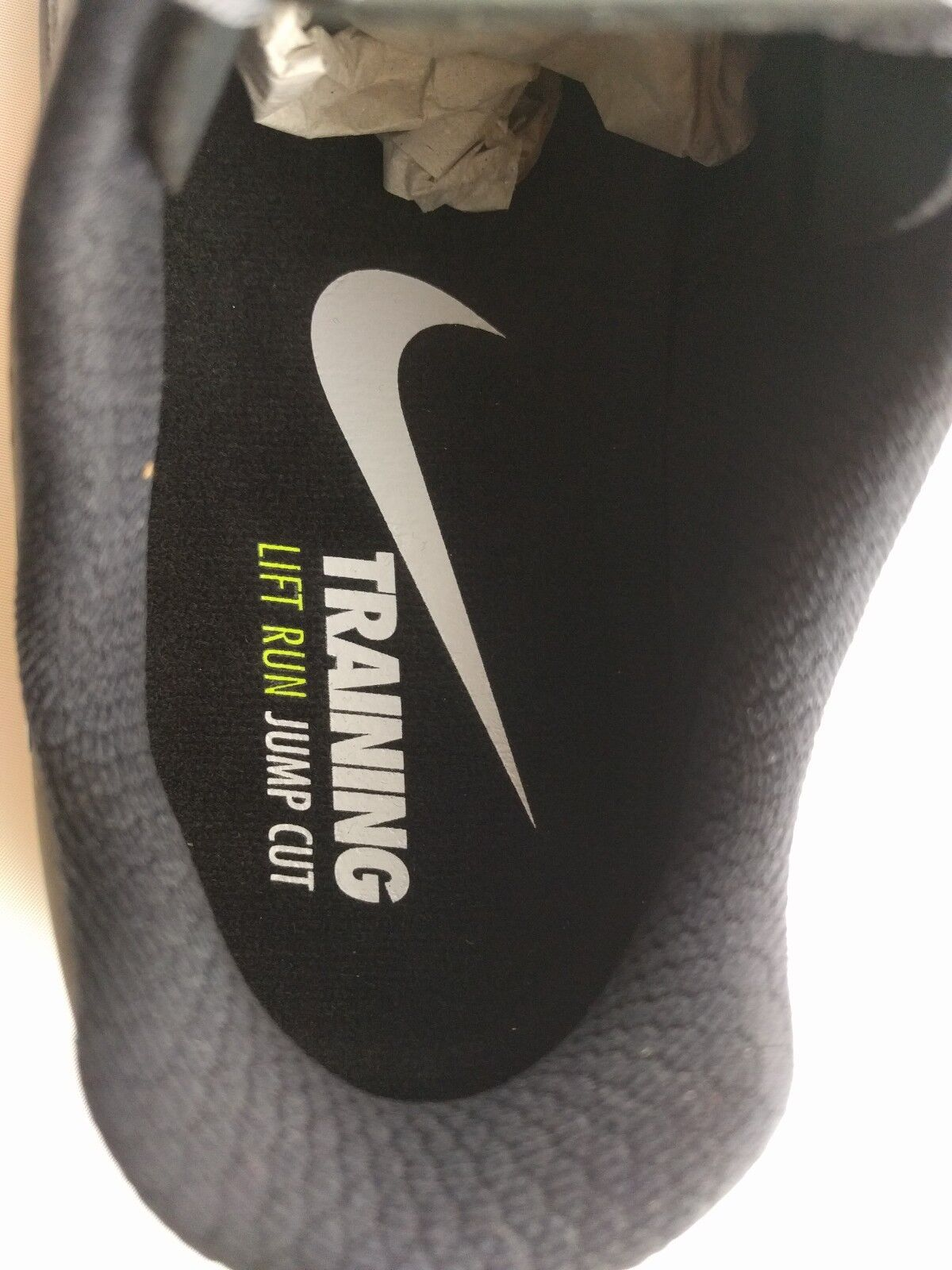 sneakers for cheap 6231a 562aa ... Nike Men s Men s Men s Metcon 1 Trianing Shoes (704688-002) Black Grey  lifting
