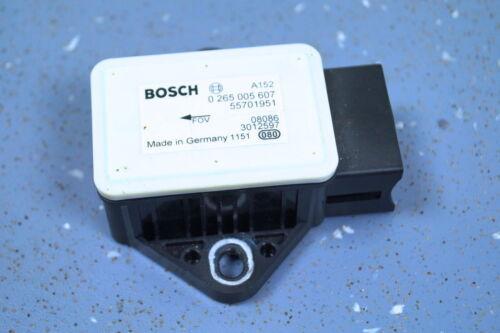 Fiat Punto 500 Abarth Sensor Längs Querbeschleunigung  55701951 0265005607