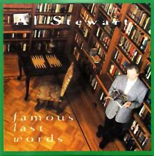 *NEW* CD Album Al Stewart - Famous Last Words (Mini LP Style Card Case)