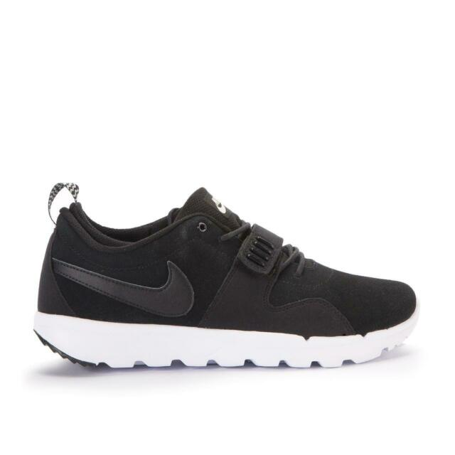 separation shoes f277a 2bee5 Mens NIKE TRAINERENDOR L Black Trainers 806309 002