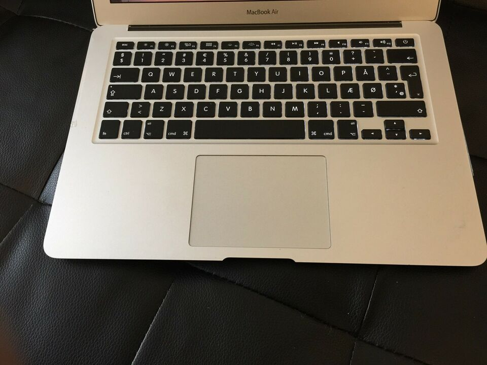 MacBook Air, 13-inch Early 2015, Core i5 GHz