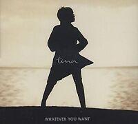 Tina Turner Whatever you want (1996, CD2, UK) [Maxi-CD]