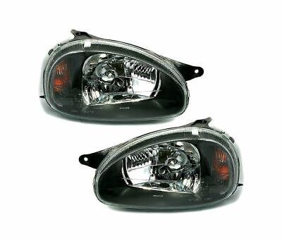 FITS OPEL CORSA B 93-00 2X H4 120 SMD LED 12V FOG LIGHTS LIGHT BEAM BULBS