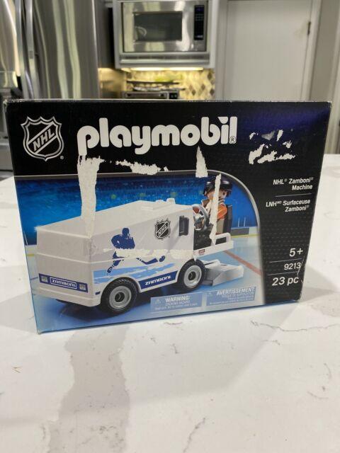 Playmobil NHL Ice Hockey Zamboni Machine