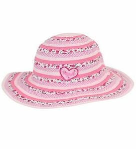 Image is loading Millymook-Girls-Sweetheart-Hat-Pink 2949bc1b640