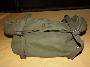 VINTAGE-WWII-KOREAN-WAR-1945-1951-GI-SOLDIER-FIELD-CARGO-PACK-BAG