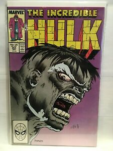 Incredible-Hulk-Vol-1-354-VF-1st-Print-Marvel-Comics