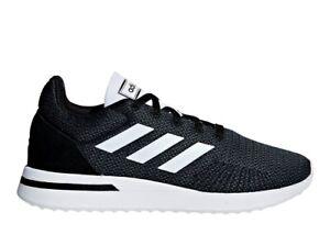 Adidas-RUN70S-B96550-Nero-Scarpe-Uomo-Sneakers-Sportive