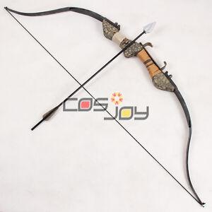 Cosjoy 47 Arrow Oliver Queen S Bow And Arrow Pvc Cosplay Prop 1381 Ebay