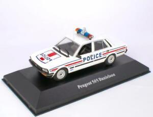 PEUGEOT-505-POLICE-France-1-43-presse