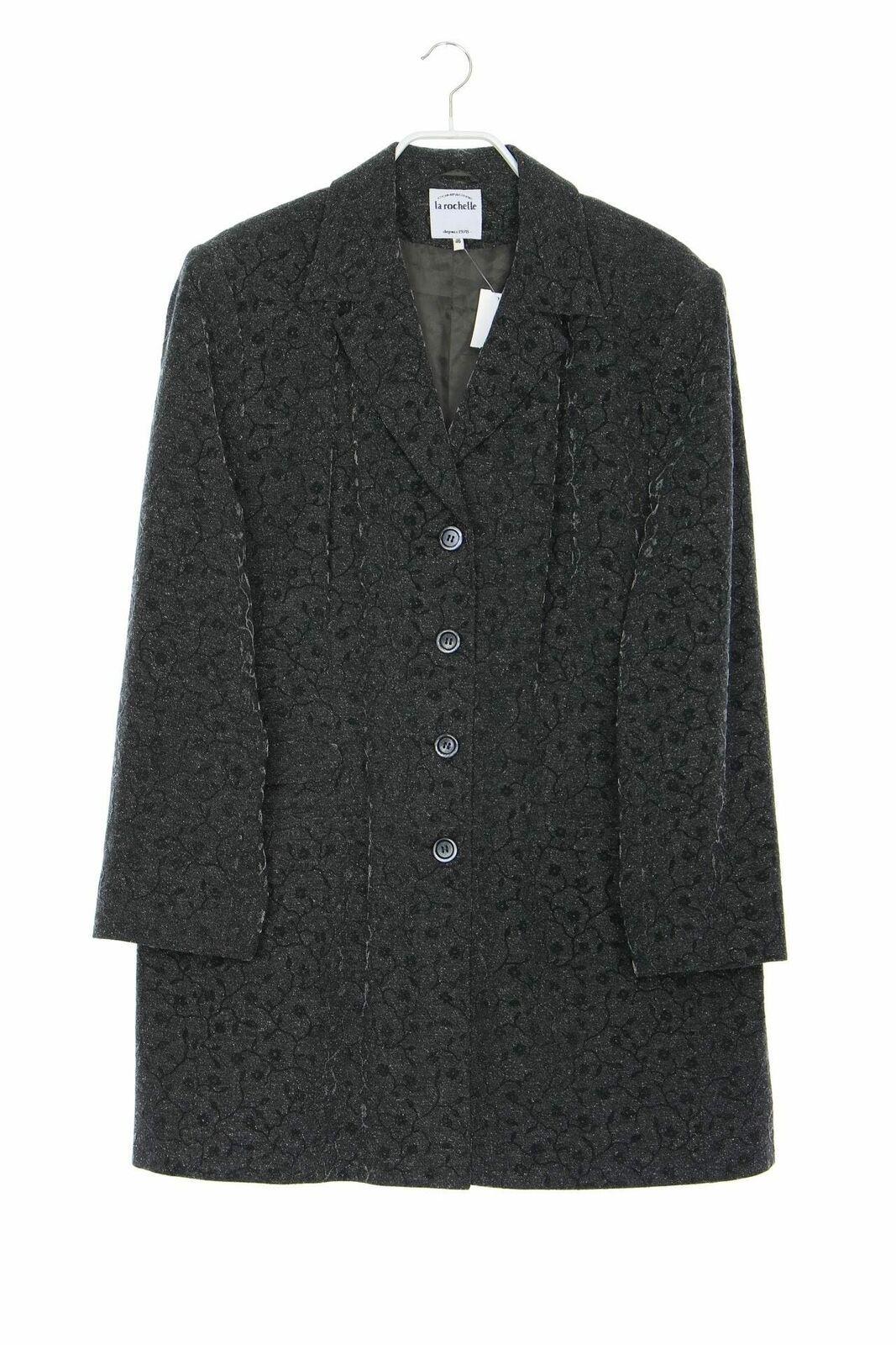 La Rochelle Blazer Silk D 46 Grey Tones