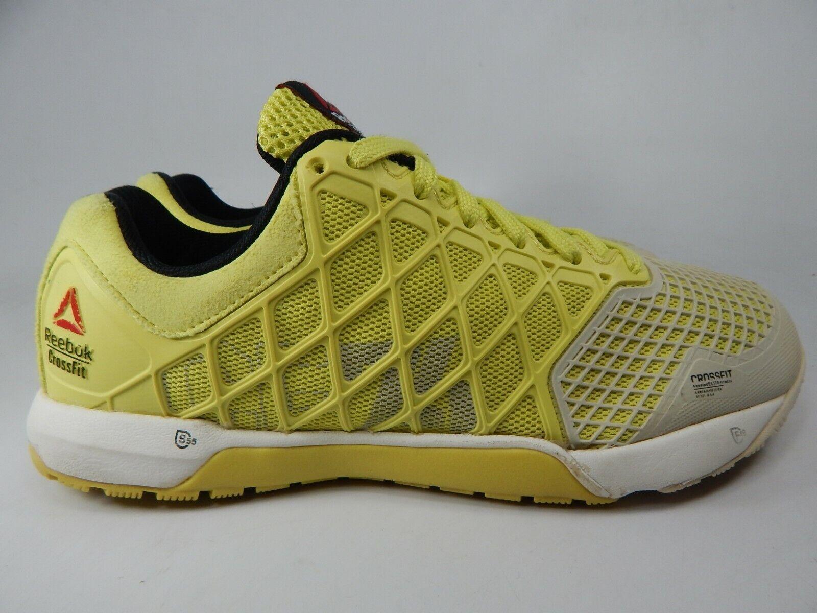 Reebok Crossfit Nano 4.0 tamaño nos 8.5 M (B) Para Mujer Zapatos de entrenamiento M40527