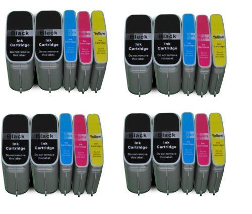Farbkombination Druckerpatronen Tinte kompatibel zu HP 10 11 88 inkjet Business