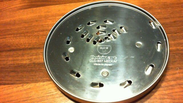 Cuisinart DLC-837 Medium Shredding Disc