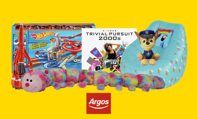 Toys and Games Clearance from Argos