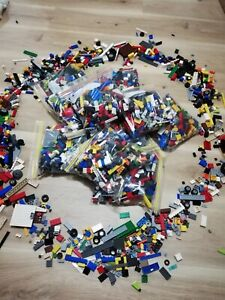 LEGO-0-5-KG-LEGO-CREATIVITY-PACK-BULK-CITY-NINJAGO-amp-MORE-THEMES-x425pcs