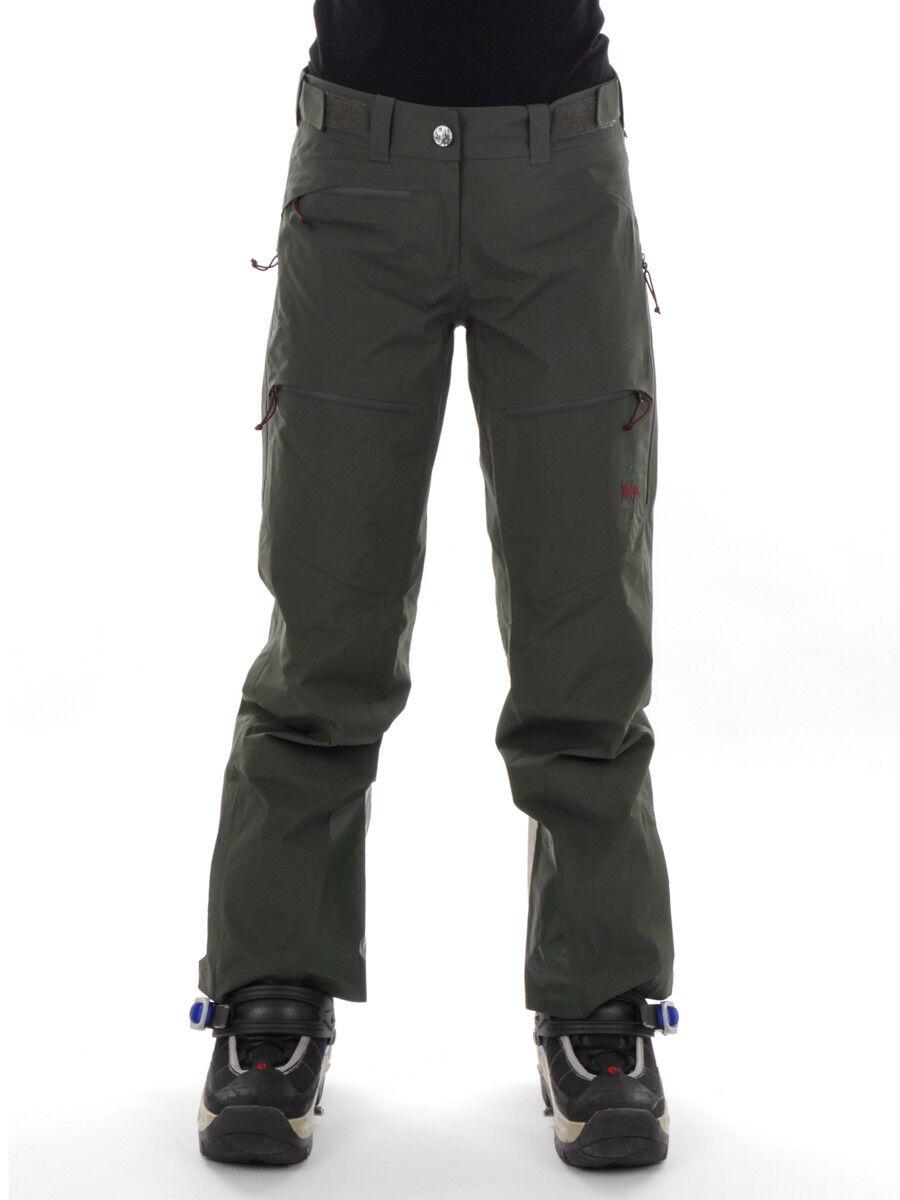 Maloja Skihose Schneehose Snowboardhose green AskimM. Gore-Tex® Regular