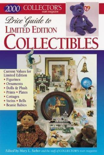 Price Guide to Limited Edition Collectibles: 2000 Price Guide to Limited...