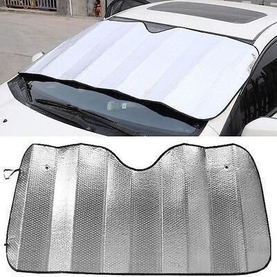 Applied Foldable Car Windshield Visor Cover Block Front Rear Window Sun Shade