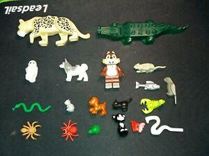 LEGO Animali Scegli Tipo & importo spedizione gratuita sconto su acquisti multipli