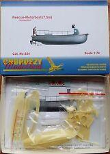 S34 - Rescue-Motorboat (7,5m) - Japanese Navy - Choroszy Modelbud-1/72