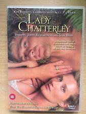 Sean Bean Joely Richardson LADY CHATTERLEY | 1993 Ken Russell TV Drama | OOP DVD