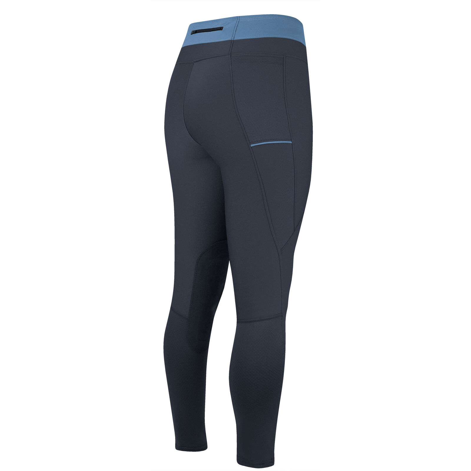 Irideon Power Stretch Bandit Riding Tights with Contrast Waistband