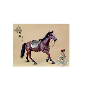 1 6 Scale Three Kingdoms Series  Lu Bu  Horse Ribound 104
