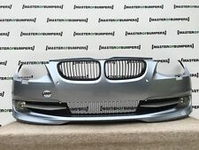 BMW 3 SERIES COUPE CABRIO E92 E93 LCI 2009-2013 FRONT BUMPER BLUE GENUINE [B698]