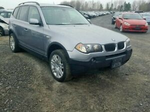 2005 BMW X3 SUV - 4X4 - GAS - 158 KM - NO BRAND
