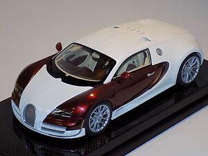 1 18 mr collection bugatti veyron supersport pegasso colors carbon fiber base. Black Bedroom Furniture Sets. Home Design Ideas