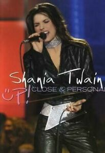 SHANIA-TWAIN-UP-CLOSE-AND-PERSONAL-All-Region-NTSC-DVD-ALISON-KRAUSS-NEW