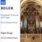 Reger: Organ Works, Vol. 7 (CD, Oct-2006, Naxos (Distributor))