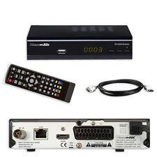 kabel receiver HD MICRO M 22C USB LAN HDMI Scart EPG DVB-C TV CABEL Receiver