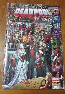 Deadpool 45 (14 marvel now) variant matrimonio - Italia - Deadpool 45 (14 marvel now) variant matrimonio - Italia